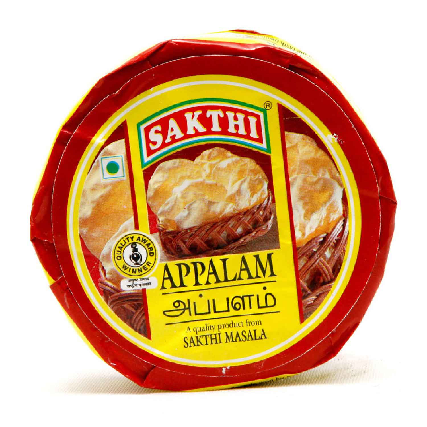 Sakthi Appalam 100gm