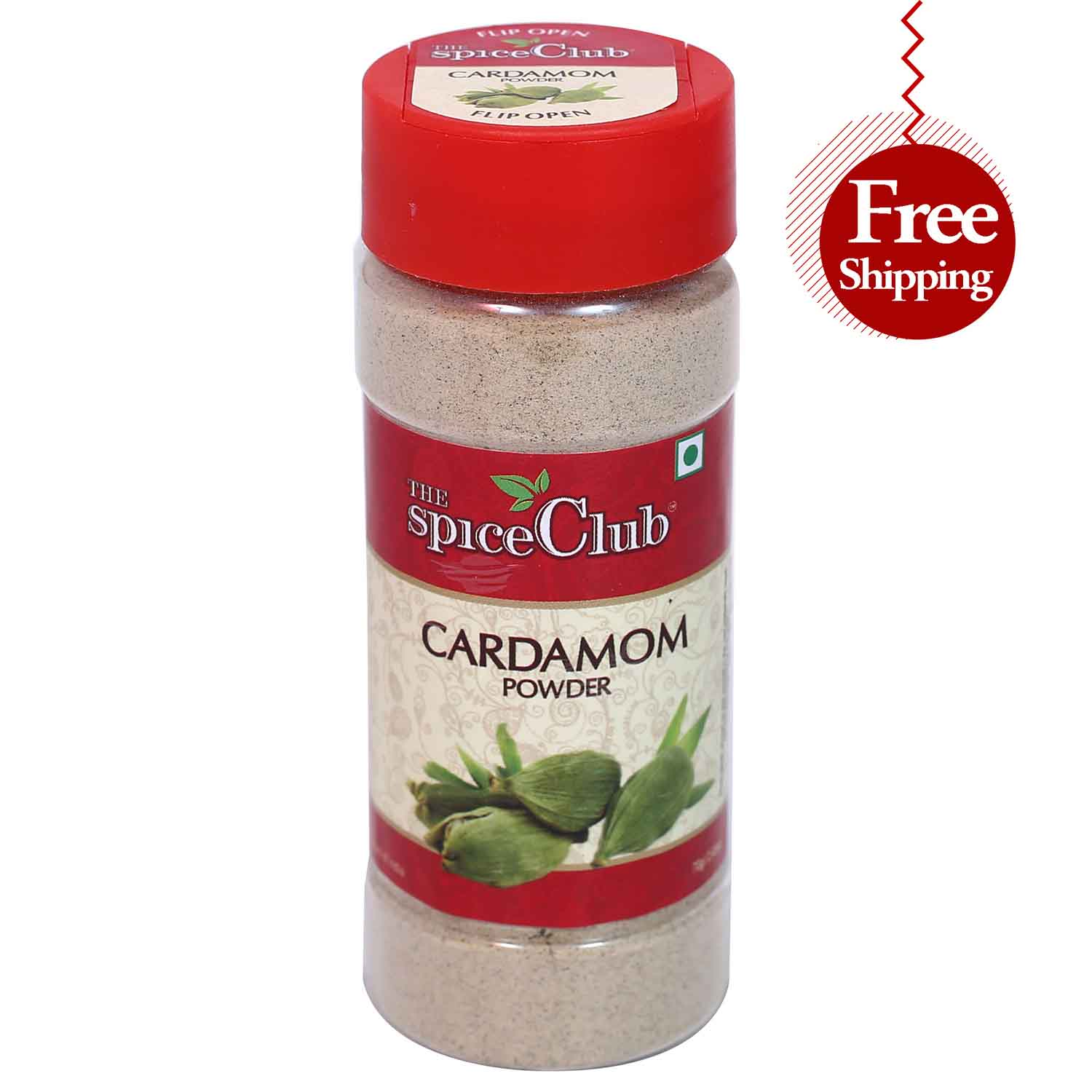 Cardamom Powder 70 Gm Jar