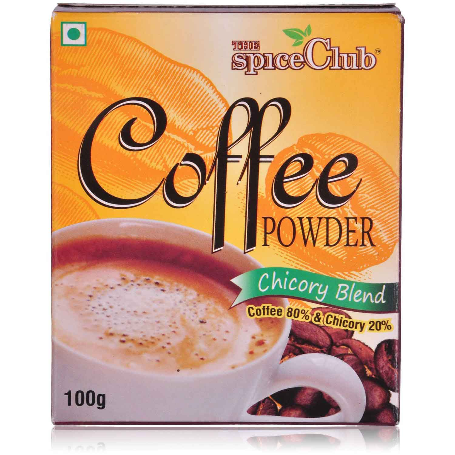 Chicory Coffee Powder [CO80%-CH20%] – 100g