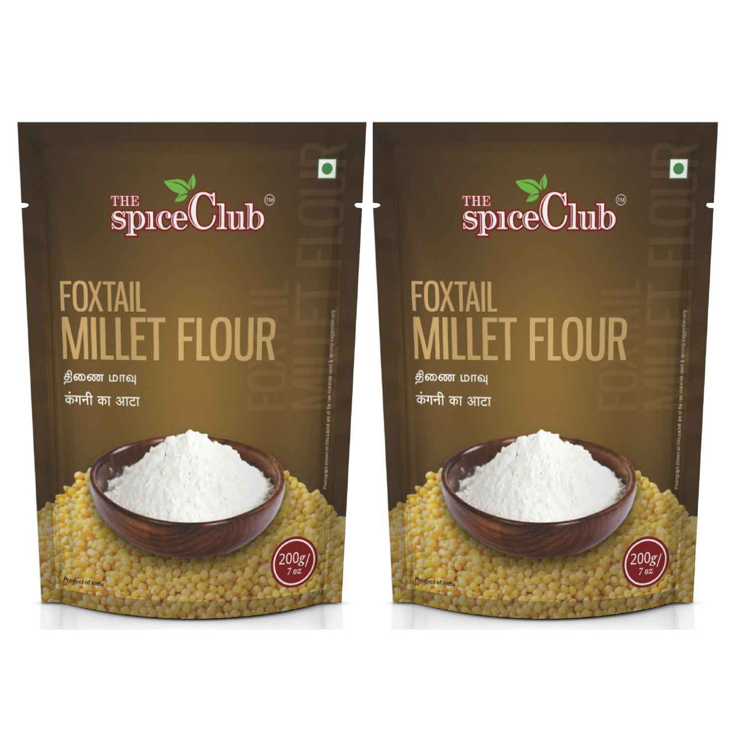 Foxtail Millet flour200g (Pack of 2)