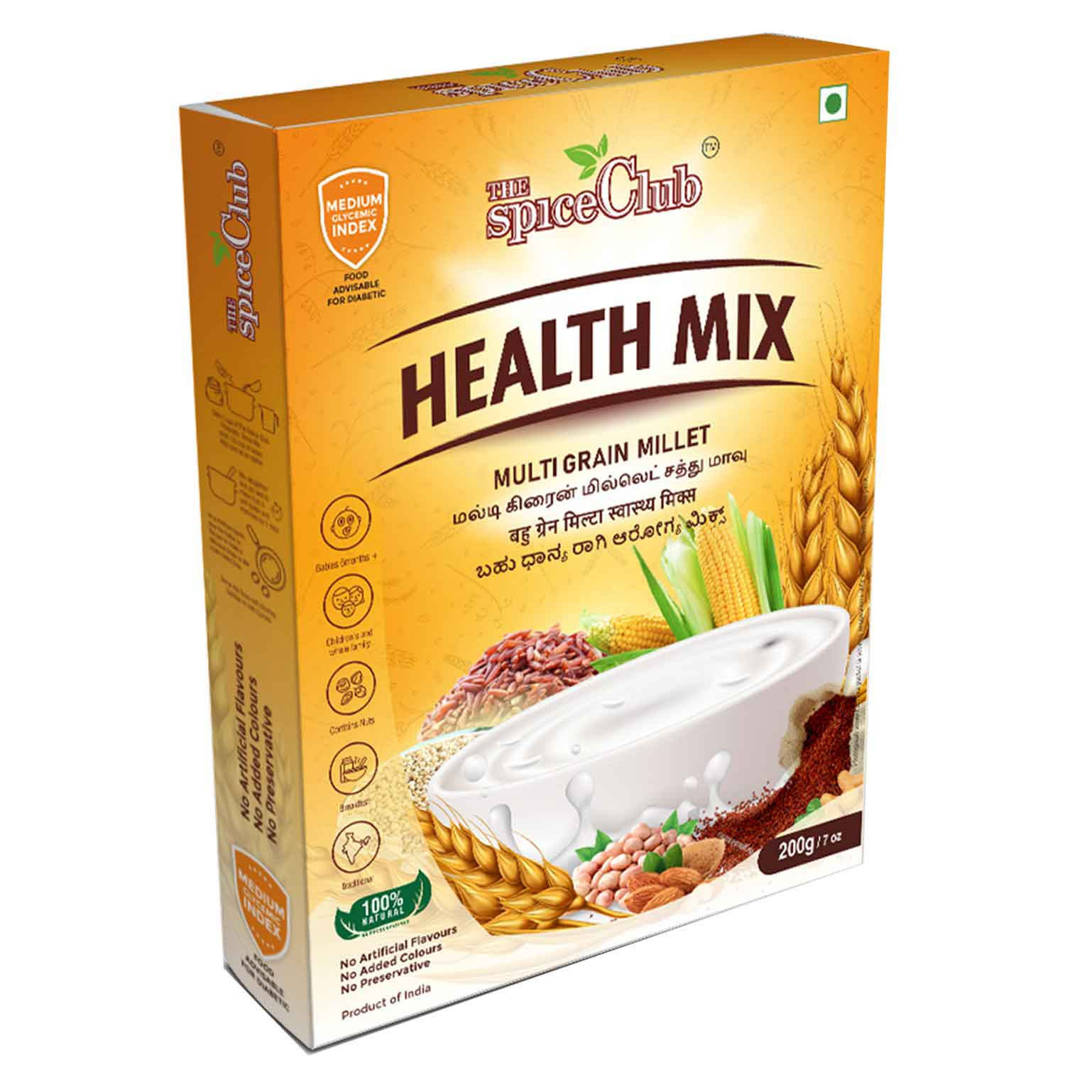 Multi grain Millet Health Mix