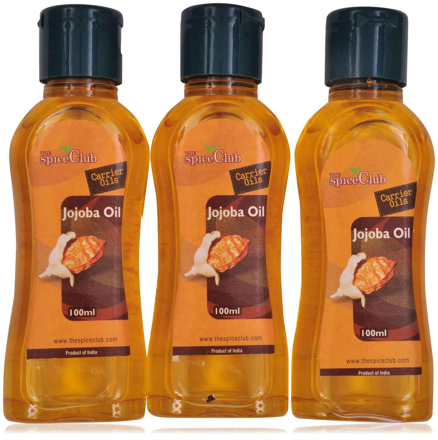Jojoba Oil 100ml Pack of 3
