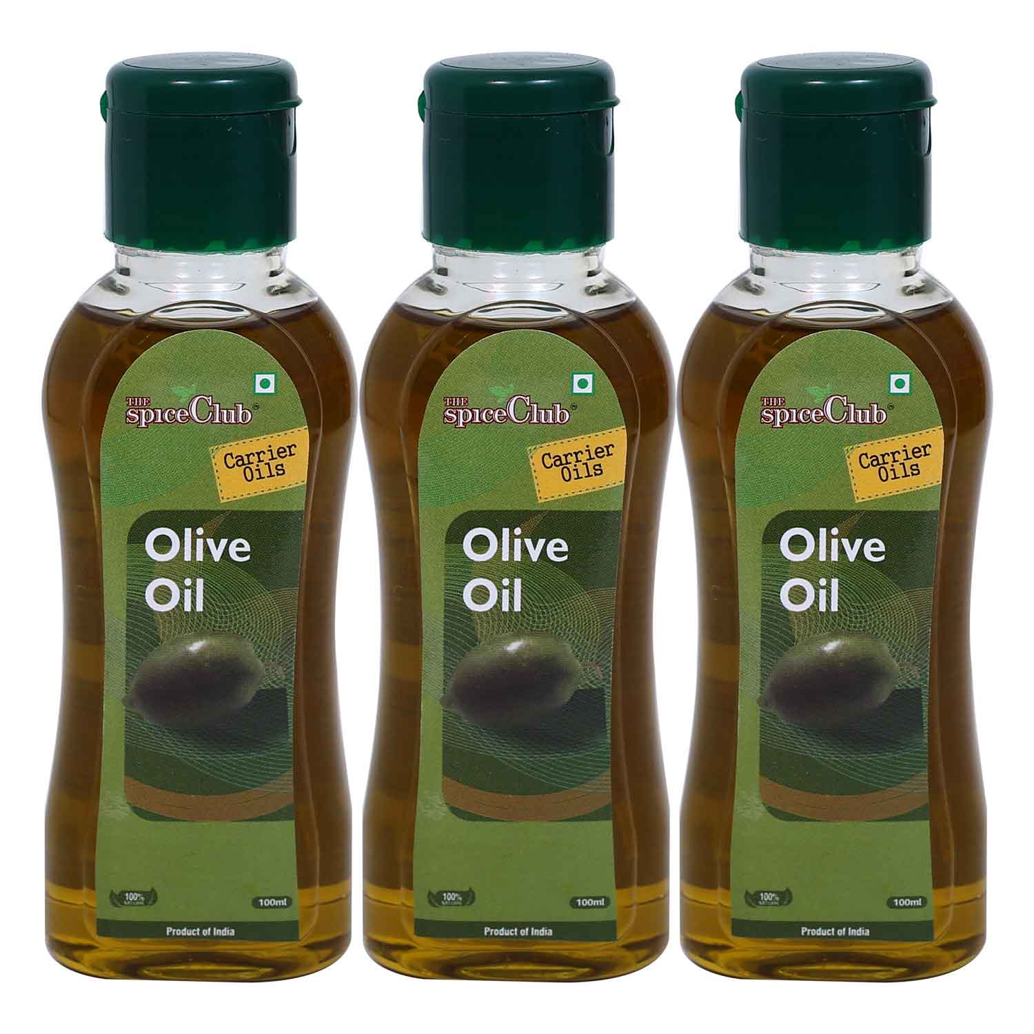 Olive Oil 100ml - (Pack of 3)