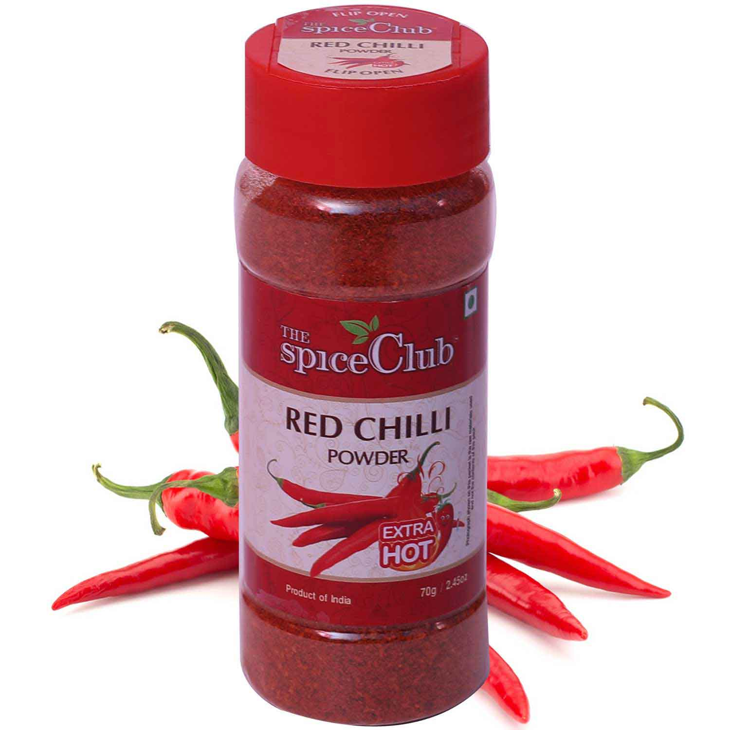Red Chilli Powder Extra Hot -  70g