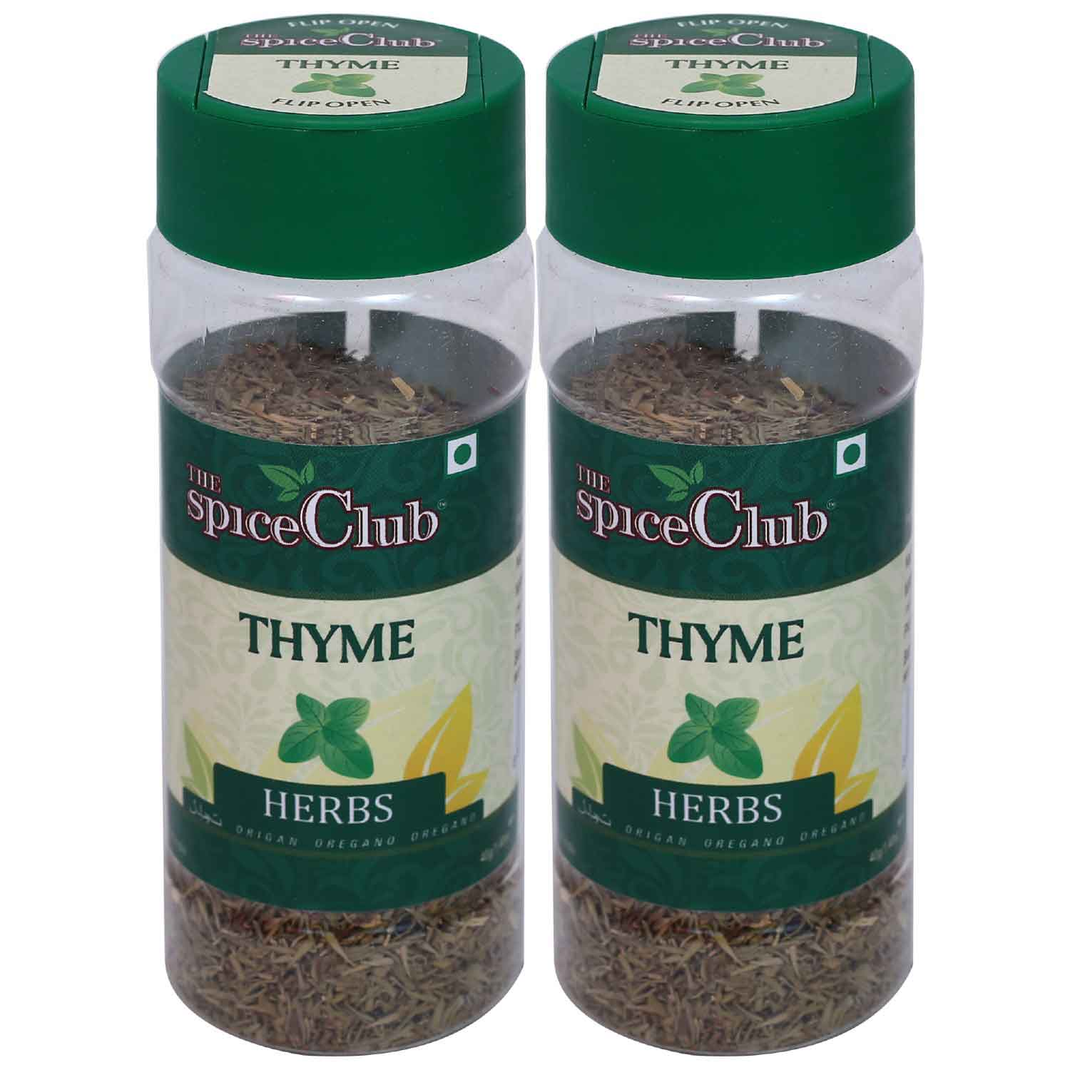 Thyme 25gm Pet Jar - (Pack of 2)