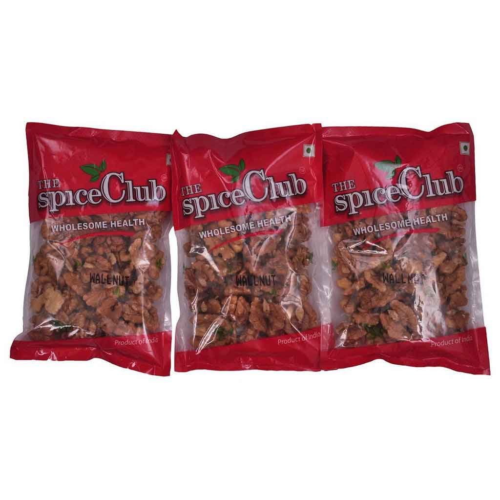 Wallnut 100gm Refill - (Pack of 3)