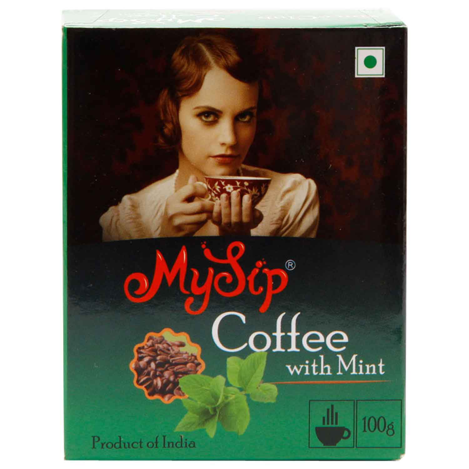 coffee with mint 100gm