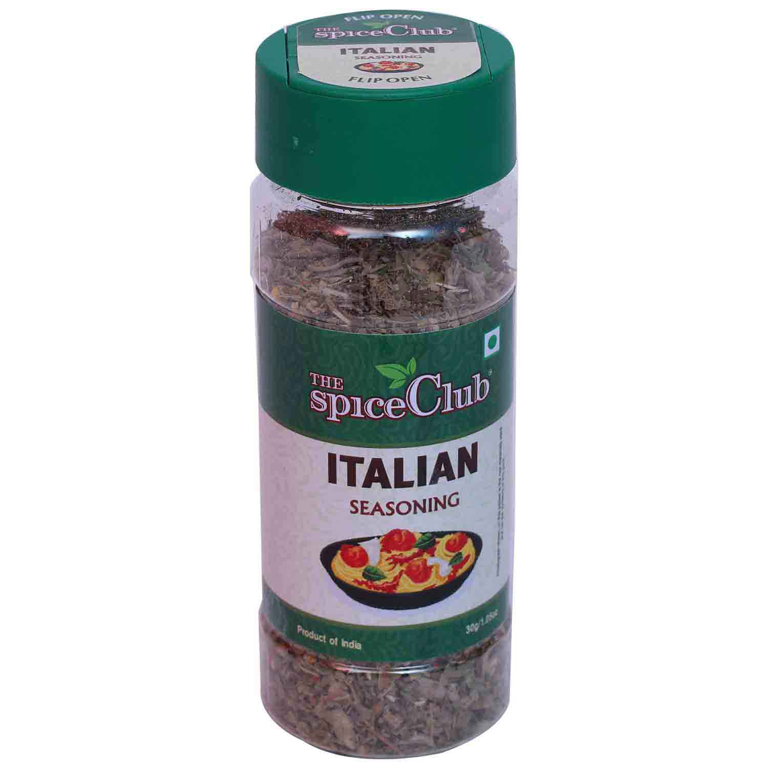 Italian Seasoning 30g Pet Jar