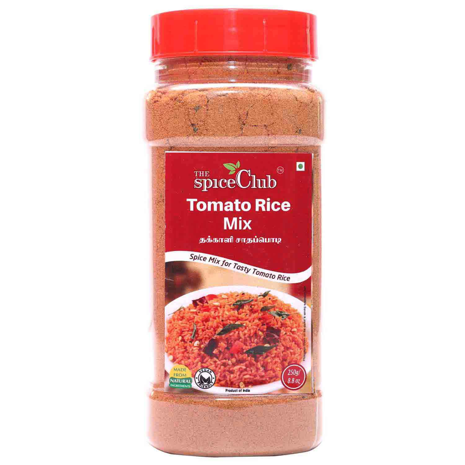Tomato Rice Mix 250g Jar