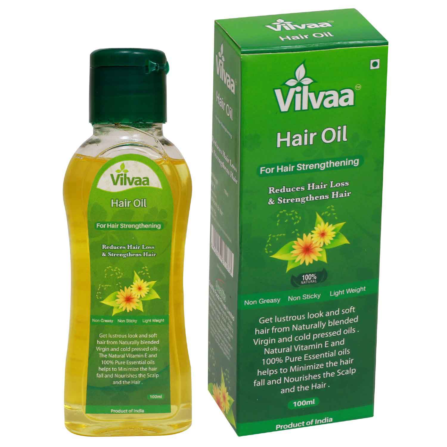 Vilvaa Hair Oil 100ml