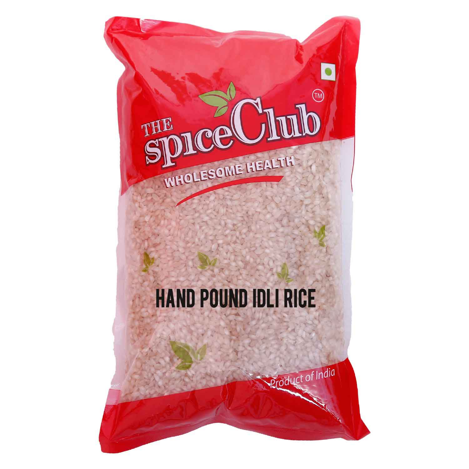 Hand Pound Idli Rice - 100% Natural & Traditional