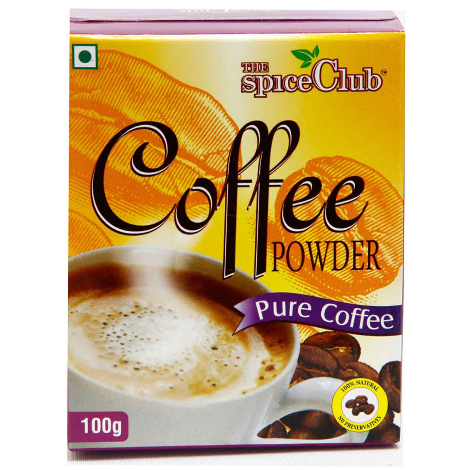Pure Coffee Powder 100g