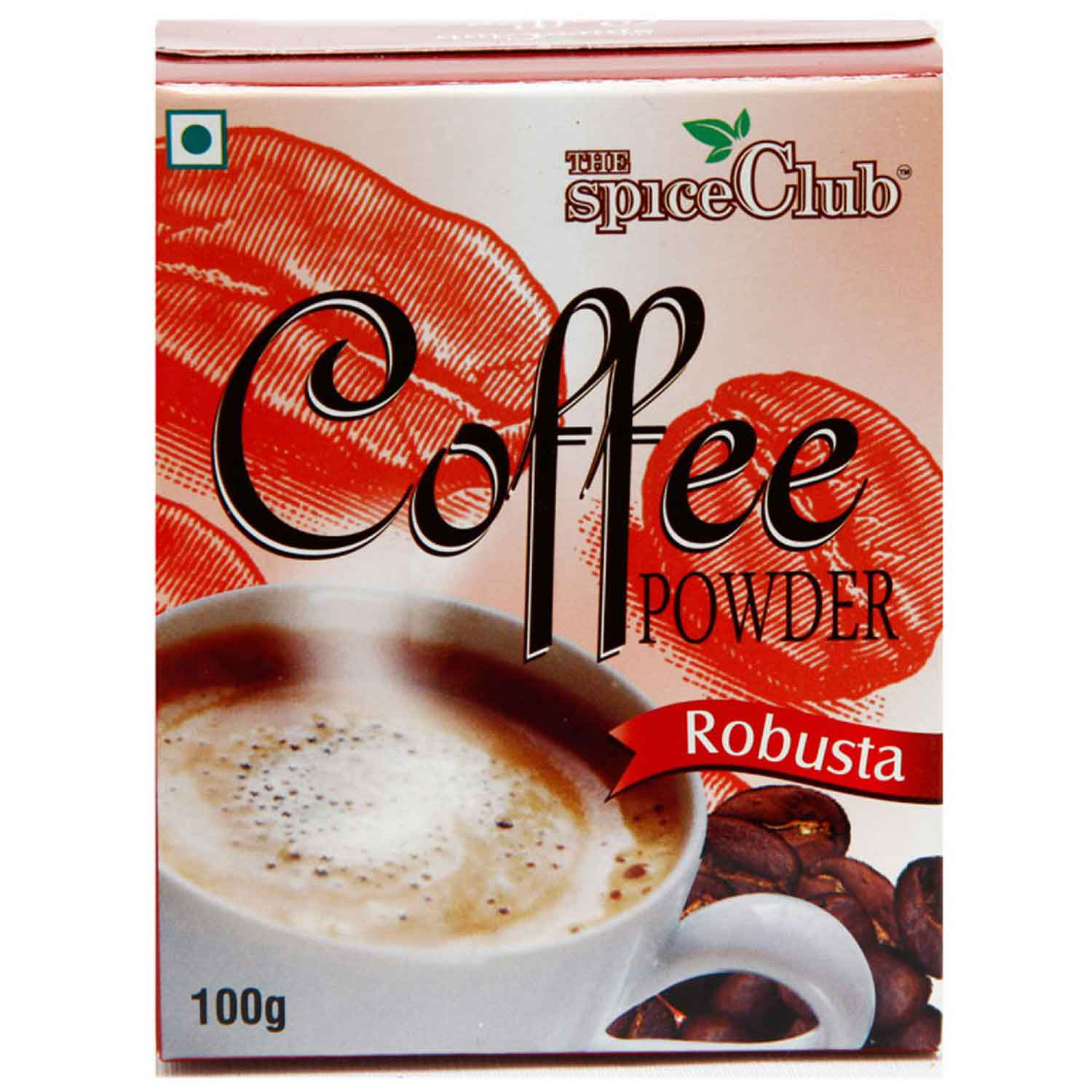 Robusta Coffee Powder 100g