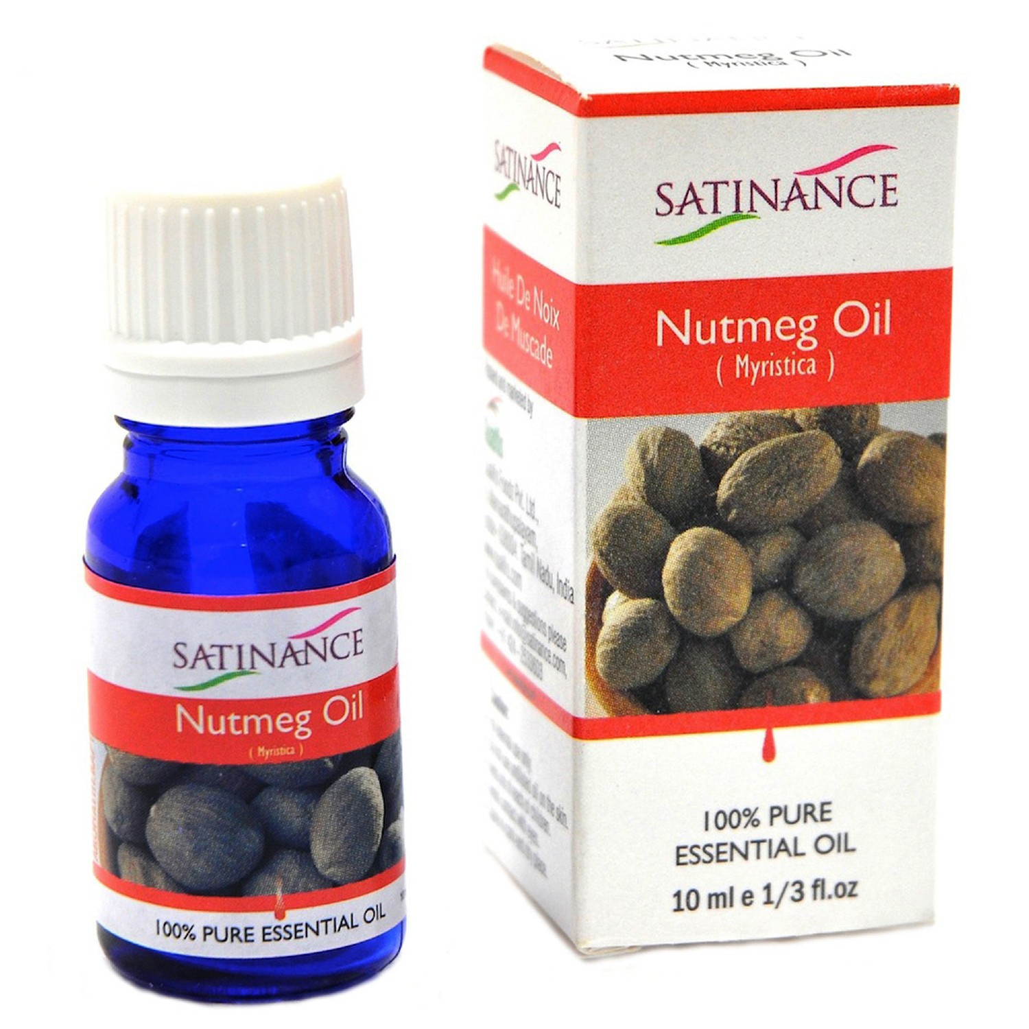 Nutmeg Oil 10ml