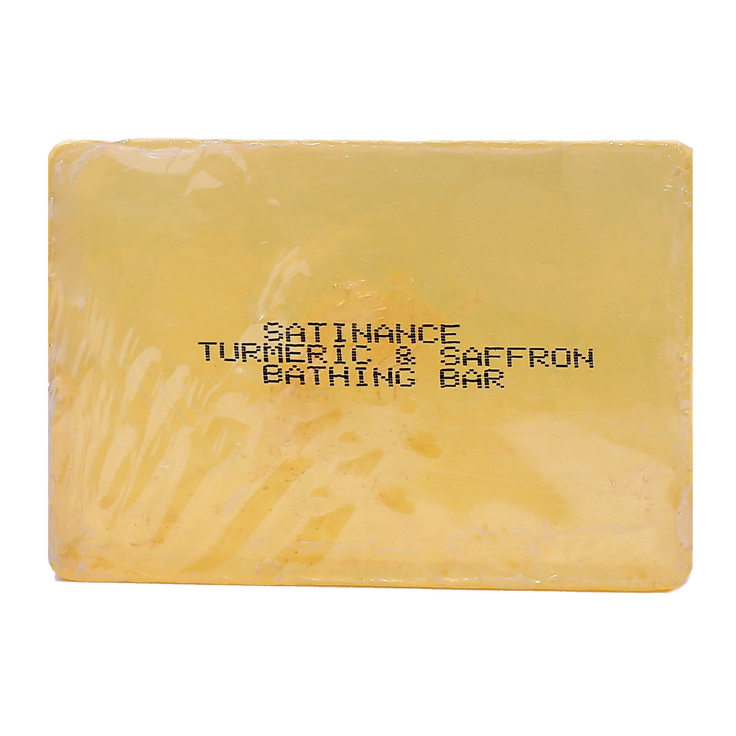 Turmeric & Saffron Aromatherapy Bathing Bar 100g - Sulphate, Parabeen, SLS Free, No Added Colors & Perfumes.